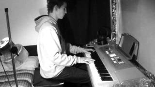 Fix you - Coldplay (piano cover) by Jmole