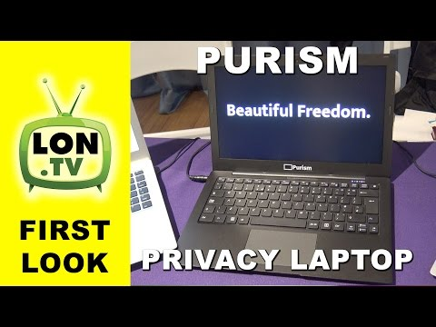 First Look: Purism Privacy Respecting Laptop Computers - Interview with CEO Todd Weaver