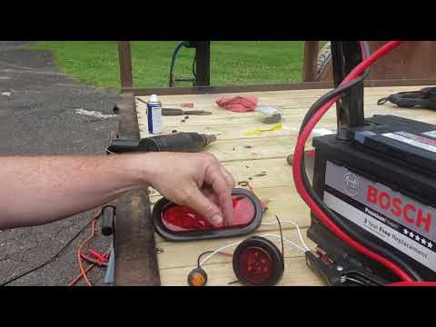5 Tips On How To Wire A Utility Trailer (long Version) For Ultimate Reliability