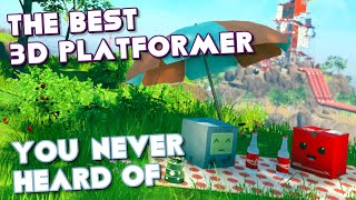 Unbox: Newbie's Adventure Review - 3D Platformer Therapy   TE (Video Game Video Review)