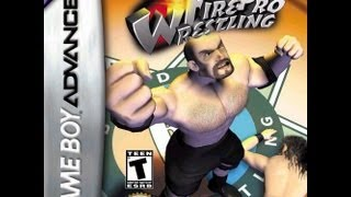 Game Grab Bag: Fire Pro Wrestling (GBA)