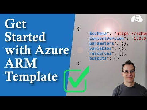 Azure Resource Manager (#ARM) For Beginner