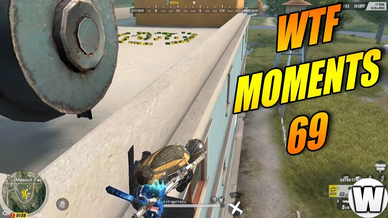 Rules of Survival Funny Moments - WTF Ros #69
