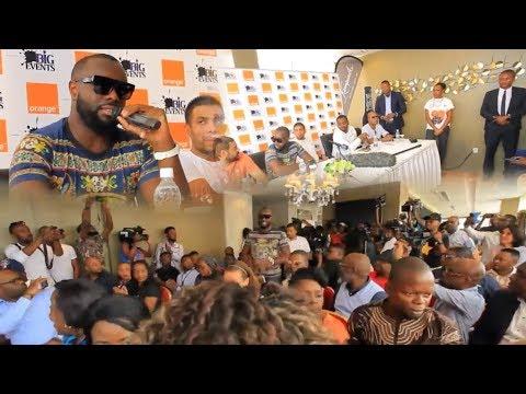 MAÎTRE GIMS Piégé Par les Journalistes Congolais à la CONFÉRENCE DE PRESSE et Explique son Passé !!!