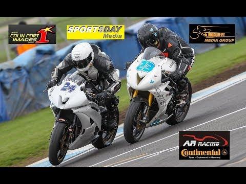 A&RR/Continental Pre-National Sport & Freshman 600 Rd9 Donington Park 2017