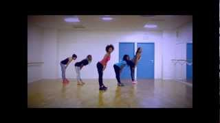 Chorégraphie dancehall Sabrina AIDONIA -- GOOD GYAL WEH BAD