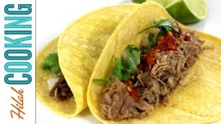 How to Make Carnitas (Mexican Pulled Pork)  Hilah Cooking