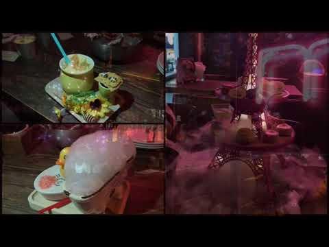 銅鑼灣‧巴黎鐵塔主題餐廳 Mini Club