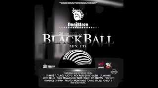 DeejBlaze BlackBall Mix CD