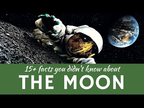 Scientific facts about the MOON & lunar exploration discoveries