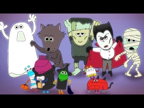 StoryBots   Happy Halloween Song For Kids   Fun Songs To Learn