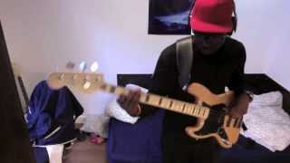 Snarky Puppy - Skate U Bass Cover *HD*
