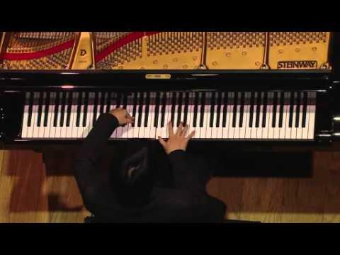 Kit Armstrong - Piano Nouvelle Génération
