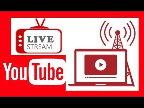 How to Live Stream on YouTube !! Setup & Procedure to Start