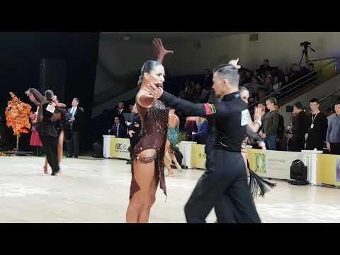 Chernykov Sergey & Kurianova Maryna Paso   Autumn Moscow Cup 2018 Amateur Latin