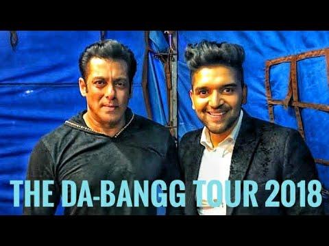 Guru Randhawa live in concert in Pune |Da-bangg the Tour 2018 | Salman Khan