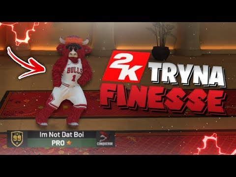2K is TRYING TO FINESSE MASCOTS - 98 OVERALL REP REWARD