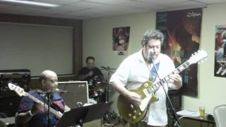Broke Down Piece of a Man - Johnny Roy & The RubTones - Rehearsal 05-07-13