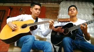 Amor Tumbado Cover/ Jonathan Lizarraga ft Jesús Ernesto.