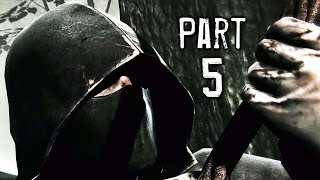 Murdered Soul Suspect Gameplay Walkthrough Part 5 - Cemetery (PS4)
