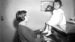Guiomar Novaes plays Chopin Nocturnes Op.32 No.1 & 2