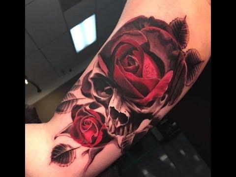 rose tattoo top 50 best flower tattoo designs for women men and