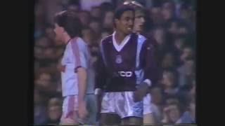 West Ham 4 Liverpool 1 30/11/1988 League Cup