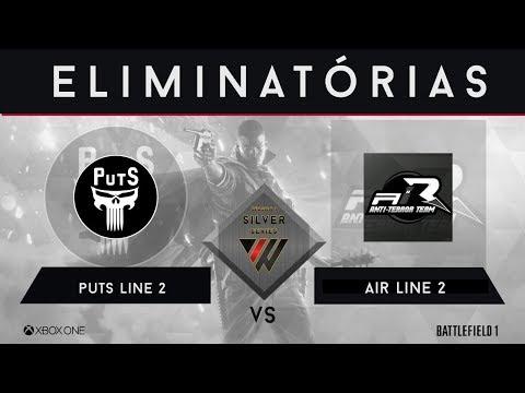 E-wars | PutS vs AiR - Silver Séries - Xbox One