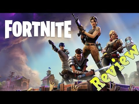 Fortnite Review (Xbox One)