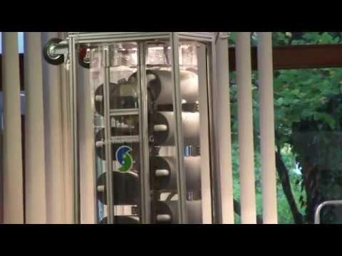 Rosch Gaia Auftriebskraftwerk Vorführung 01
