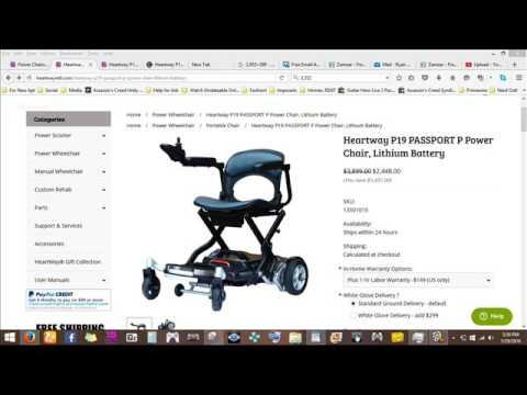 Wheelchair Phone Convo