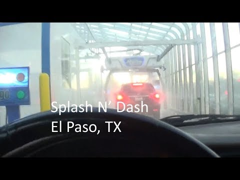 Belanger Saber SL2 At Montwood Splash N' Dash Car Wash El Paso, TX