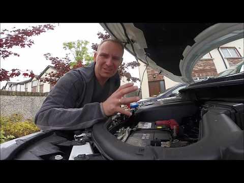 Nissan Qashqai J11 Air Condition Condenser Replacement