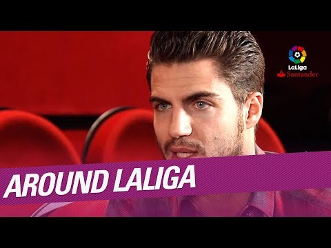 Around LaLiga: Maxi Iglesias, actor and Atletico Madrid's passionate