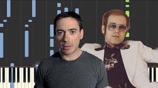 Elton John - I Want Love | Piano Tutorial