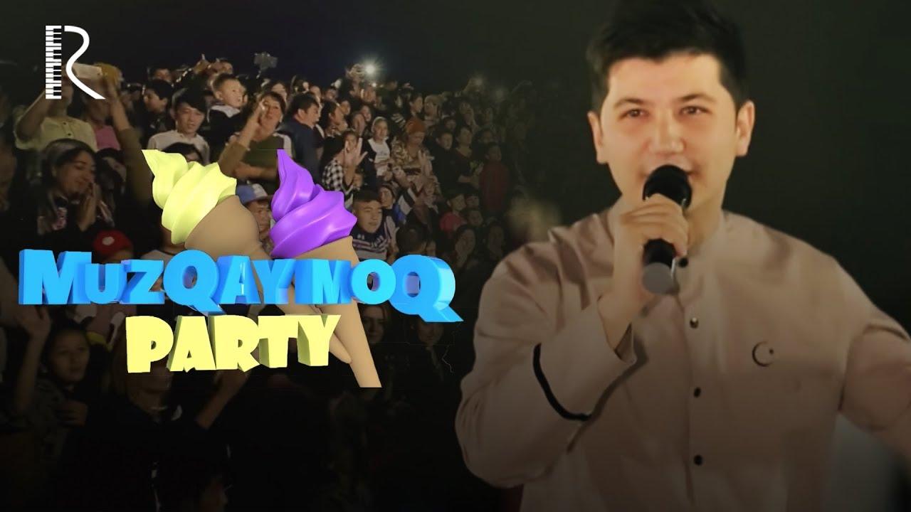 Muzqaymoq party - Shahrisabzlik muxlislar hayratda