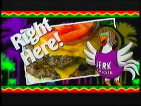Jamaican Grill commercial (Fall 2011)