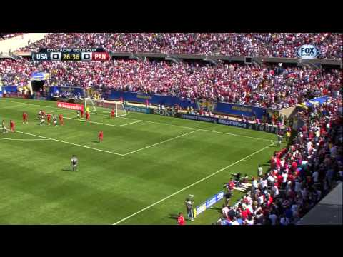 USMNT Panama 2013 Gold Cup Full Game USA