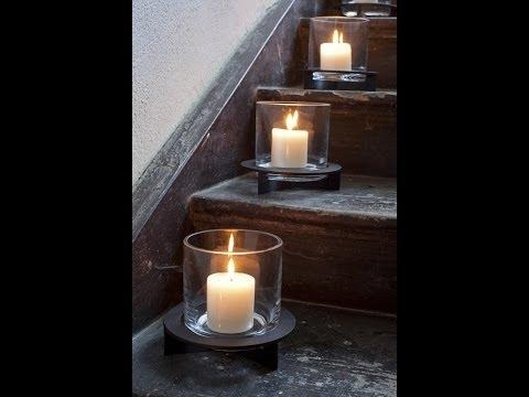 elegante-dekorationsideen---kombination-eisen-und-glas---windlicht-eisen-glas- -varia-living