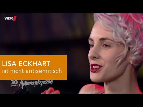Warum LISA ECKHART Unrecht getan wird