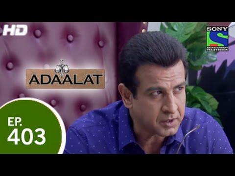 Adaalat - अदालत - Bairagadh Ka Pisaach - Episode 403 - 8th March 2015 thumbnail
