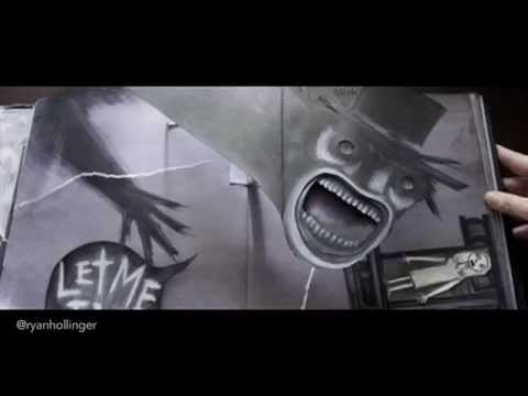 The Babadook - Explained | Ryan's Theory