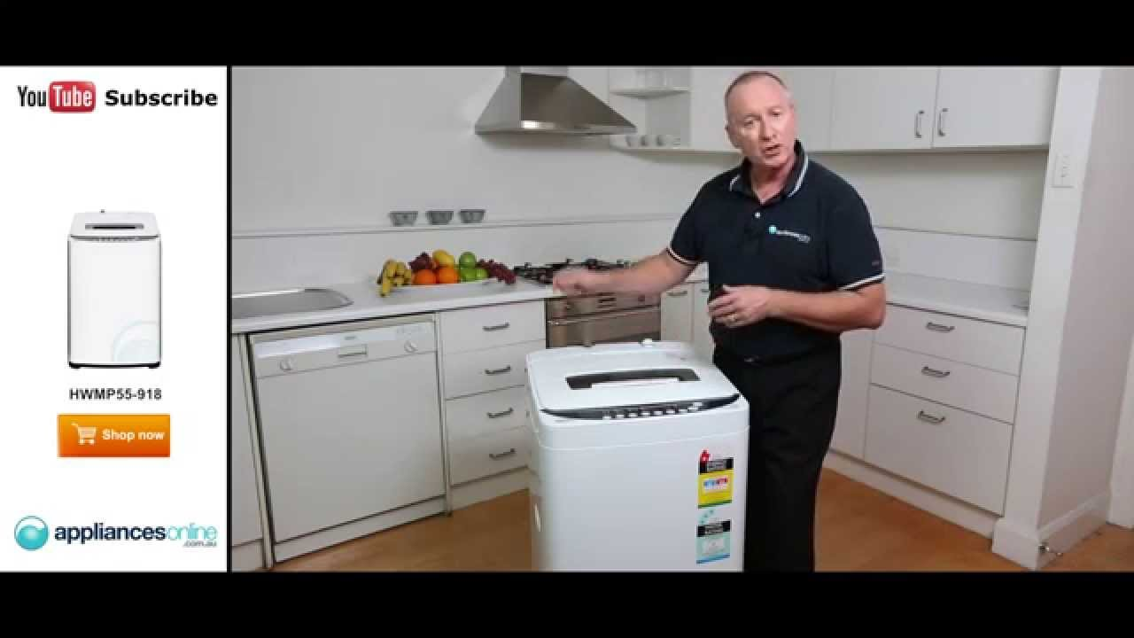 Haier Washing Machine Cool Haier Washing Machine Youtube