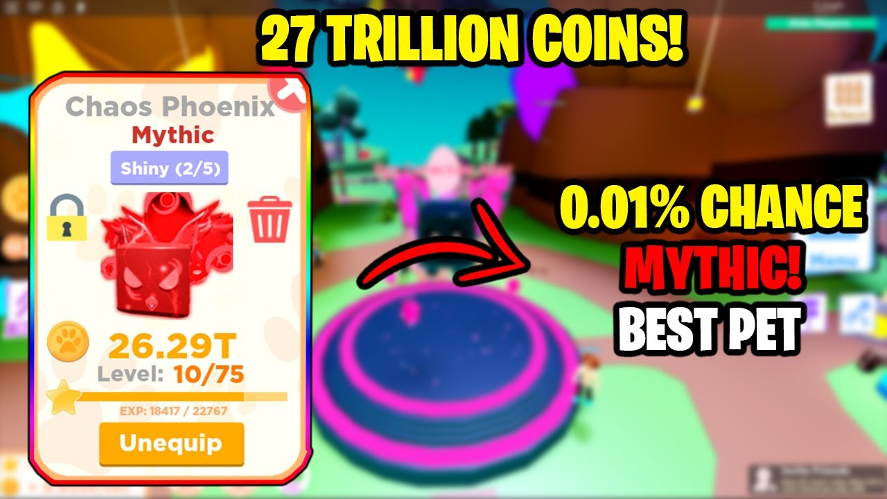 *NEW* PET ALTAR! I HATCHED THE *RAREST MYTHIC* IN PET RANCH SIMULATOR 2! OVER *24 TRILLION* COINS!