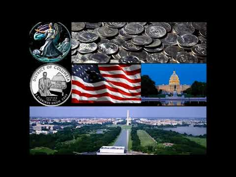 United States Territory Quarters   A Brief History