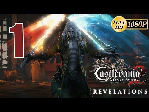 Castlevania: Lords of Shadow 2 Revelations DLC Parte 1 Alucard Gameplay Español PC/PS3/Xbox360