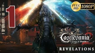 Castlevania: Lords of Shadow 2 Revelations DLC Parte 1 Alucard Gameplay Español PC/PS3/Xbox360