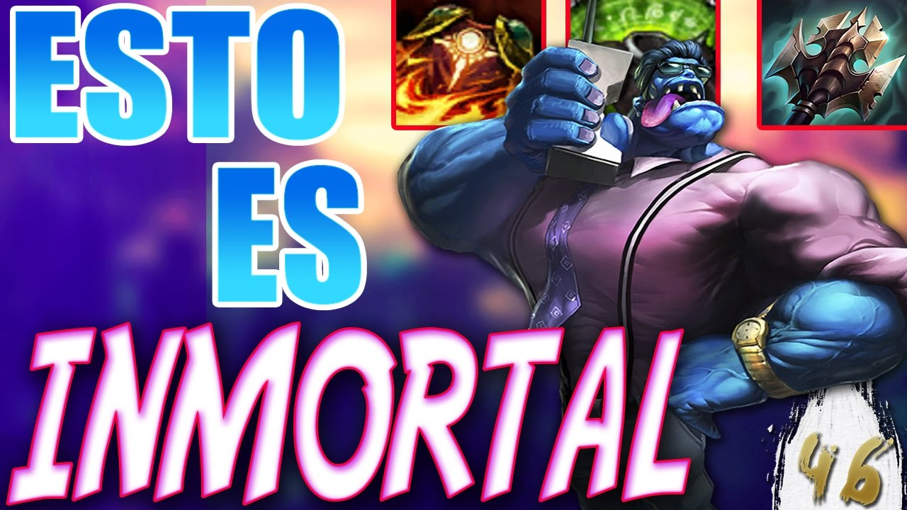 Mundo top s7 inmortal runas maestrias y build for Mundo top build