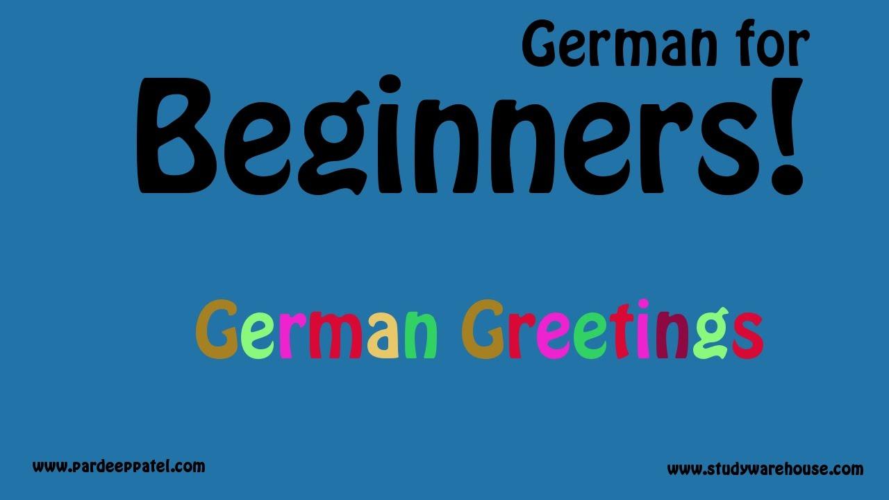 German for beginners a1 german greetings begrung auf deutsch german for beginners a1 german greetings begrung auf deutsch m4hsunfo Image collections