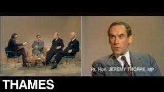 British Politics | Jeremy Thorpe | The Gravest Crisis | 1974